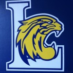 Lexington L Wildcat logo