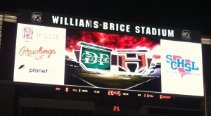 Williams-Brice State Screen